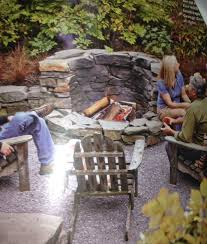 Rustic Firepit 53 Best Pit Images On Pinterest Bar Grill Cfires And