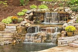 Small Garden Waterfall Ideas Pictures Of Small Backyard Waterfalls Jacketsonline Club
