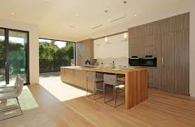 kitchen island with dining table 25 minimalist white kitchen ideas with dining table