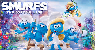 smurfs lost village sony pictures