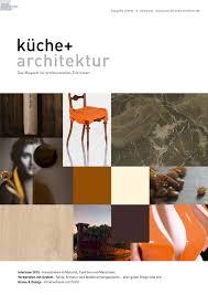 Poggenpohl K Hen Küche Architektur 3 2014 By Fachschriften Verlag Issuu