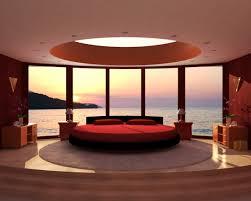 red white black bedroom ideas drop ceiling light brown varnish