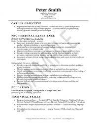 quality control resume quality assurance resume templates quality assurance resume