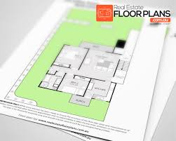 Real Estate Marketing Floor Plans by Low Cost Floor Plan Redraw Service For Real Estate Agents