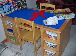 Lego Table With Storage For Older Kids How To Make A Lego Table Out Of Wood Lego Table Lego And Woods