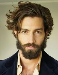 short mid hair pushed behind ears the best medium length hairstyles for men the idle man