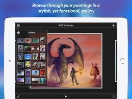 inspire pro u2013 paint draw u0026 sketch u2013 ipad notebook