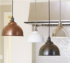 pottery barn kitchen lighting bell shaped kitchen lighting h o m e pinterest kitchens