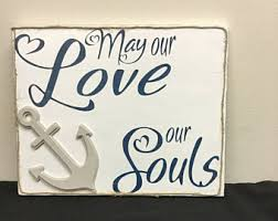 Love Anchors The Soul 8x10 - love anchors soul etsy