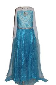 Queen Elsa Halloween Costume Usa Seller Girls Frozen Snow Queen Elsa Halloween Costume Princess
