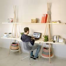 etagere sur bureau tipi l étagère bureau par assaf esprit design