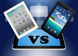 android tablet comparison tablet wars 2 ipads vs android tablets onlineuniversities