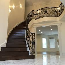 Beautiful Stairs by New Construction U2014 Home Perfection Contracting