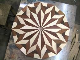 hardwood floor medallion
