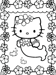 coloring page of a kitty hello kitty coloring sheets to print kitty coloring page free online