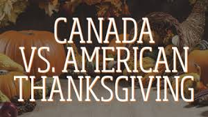canadian vs american thanksgiving rimrock