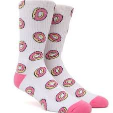 Odd Future Comforter Odd Future Donut Allover Crew Socks From Pacsun Things I Want