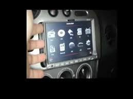 how to replace a car stereo with a aftermarket unit on a 2003