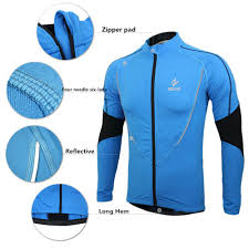 reflective bike jacket men s cycling jacket picture more detailed picture about arsuxeo warm