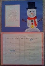 handprint snowman ornament tag footprint