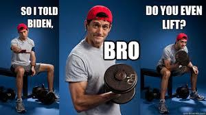 Paul Ryan Meme - so i told biden bro do you even lift paul ryan bro quickmeme