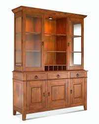 furniture wooden brown dining room hutch for modern dining room decor