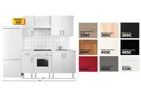 meuble de cuisine ikea premier prix urbantrott com