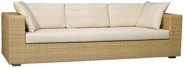 Rattan Settee Synthetic Rattan Manufacturer Supplier Wholesale Price