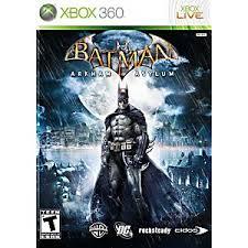 batman arkham asylum xbox 360 game