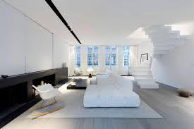 White Living Room Chair 30 Black U0026 White Living Rooms That Work Their Monochrome Magic