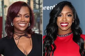 porsha on atlanta atlanta house wife hairstyle rhoa kandi burruss addresses those lesbian rumors people com