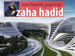 zaha hadid philosophy 15 most futuristic architecture projects of zaha hadid