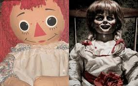 annabelle just how real is the u0027true story u0027 of the haunted doll