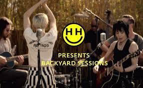miley backyard sessions gogo papa com