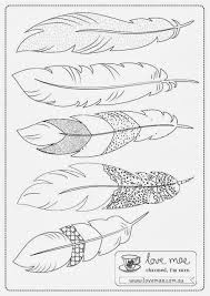 sciences appliqu馥s cap cuisine 42 best other images on feather stencil feather pattern