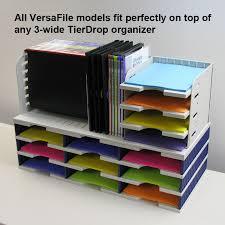 30 slot tierdrop paper organizer keeps documents neat ultimate