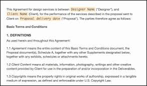 the web design contract tips tricks and templates im creator
