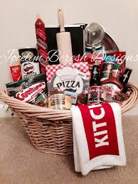 pizza basket by jocelynbereshdesigns luxury gift baskets