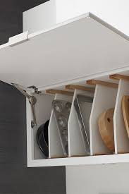 top hinge kitchen cabinets wall top hinge cabinet with tray divider