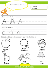 free preschool letter tracing worksheets printables preschool