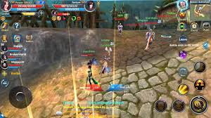 best android mmorpg forsaken world mobile battlefield pvp ios android soft launch