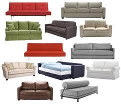 Apartment Sofa Sleeper Best Sleeper Sofas Sofa Beds 2012 Apartment Therapy