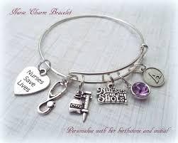 nurse gift ideas nurse charm bracelet gift ideas for rns nurse
