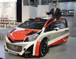 toyota germany rallying toyota to return to world championship in 2017