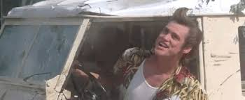 Ace Ventura Bathroom Ace Ventura When Nature Calls Gifs Find U0026 Share On Giphy