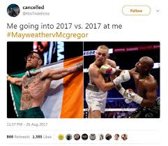 Floyd Meme - memes show internet s reaction to floyd mayweather conor mcgregor