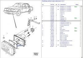 volvo 740 fuse box location rotary 4 pole wiring diagram whelen