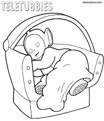 teletubbies coloring pages coloring pages to download and print