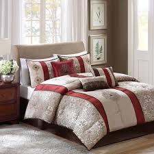 Jacquard Bed Set Park Donovan 7 Jacquard Comforter Set Ebay