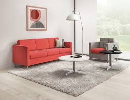 Red Office Furniture by Kimball Office Ostermancron